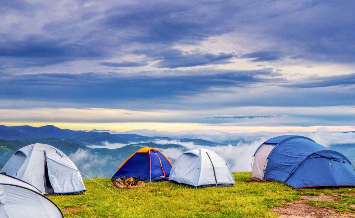 Le camping, c'est fantastique !