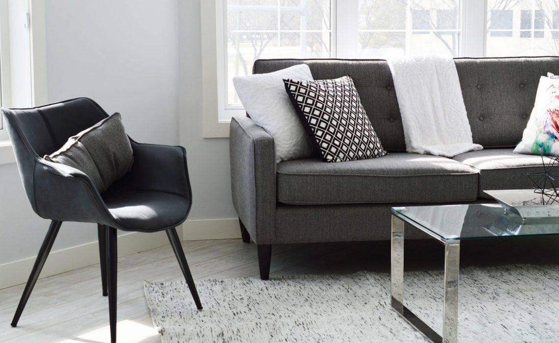 Un magasin de meubles équipe toutes les pièces de votre logement
