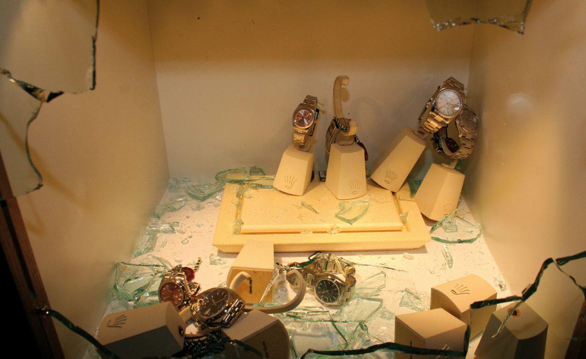 Une bijouterie braquée à Bry-Sur-Marne
