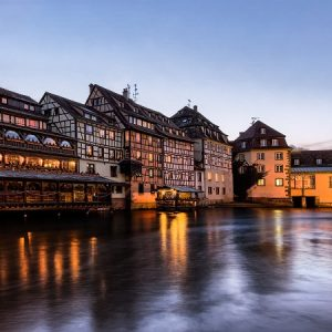 Comment faire pour travailler à Strasbourg