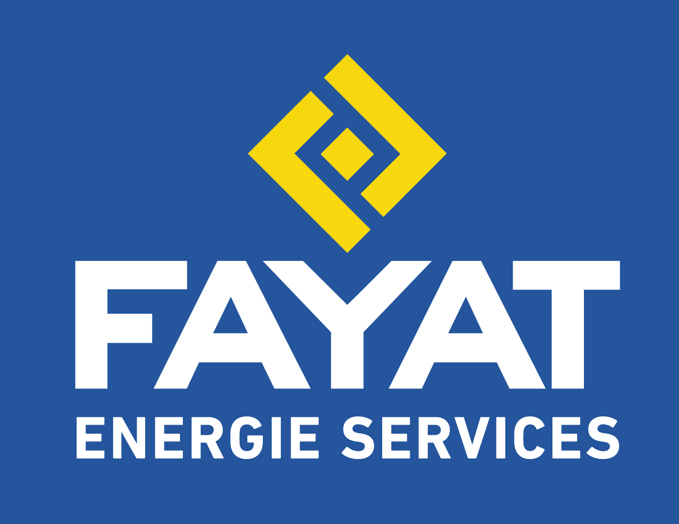 Le logo du groupe Fayat