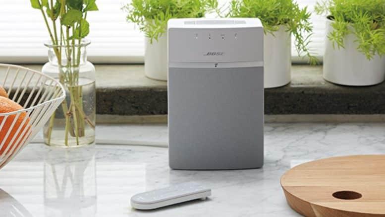Pourquoi acheter l'enceinte wifi Bose SoundTouch 10 ?