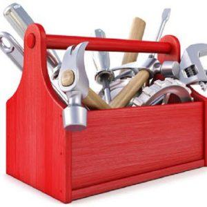 La boîte à outils indispensable pour rénover votre maison