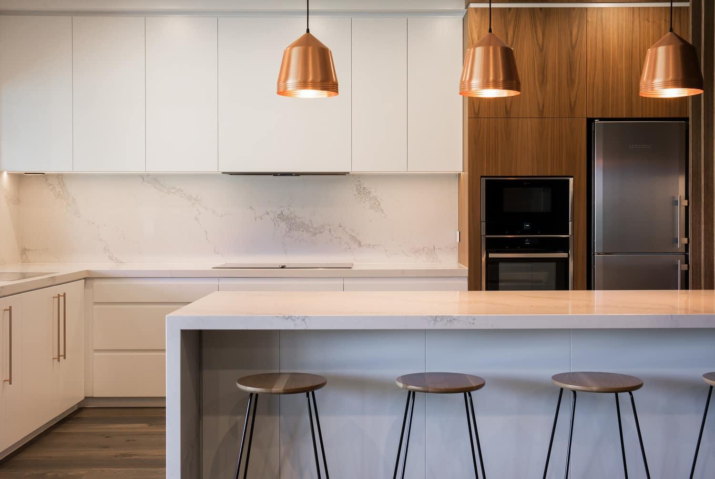 Avantages du marbre dans la cuisine