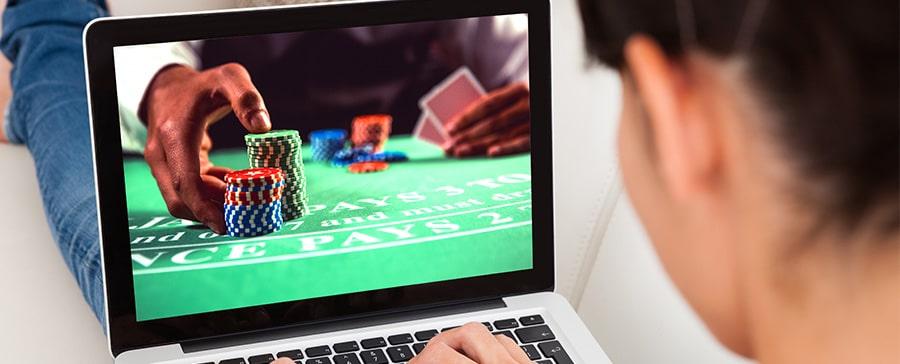 Jouer au blackjack sur Internet