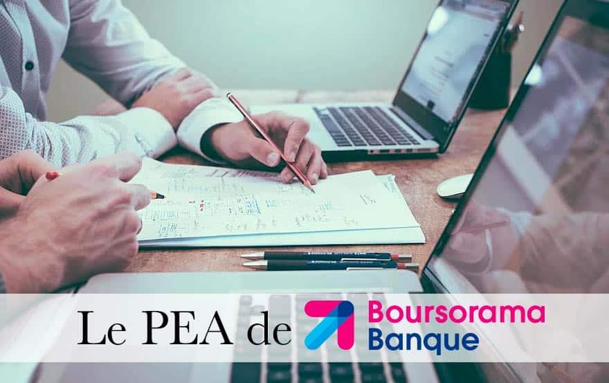 Quel tarif pour un PEA chez Boursorama ?