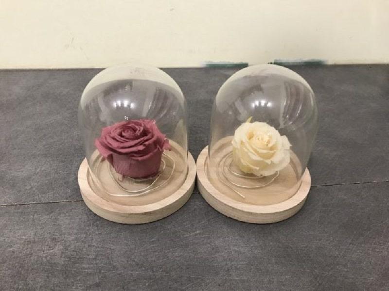 Quelle signification pour les roses éternelles ?
