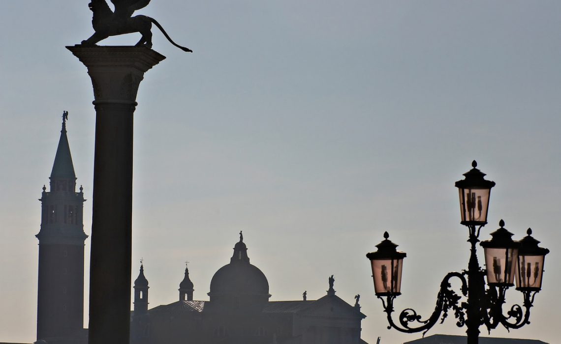Pourquoi Venise est la ville de l'amour ?