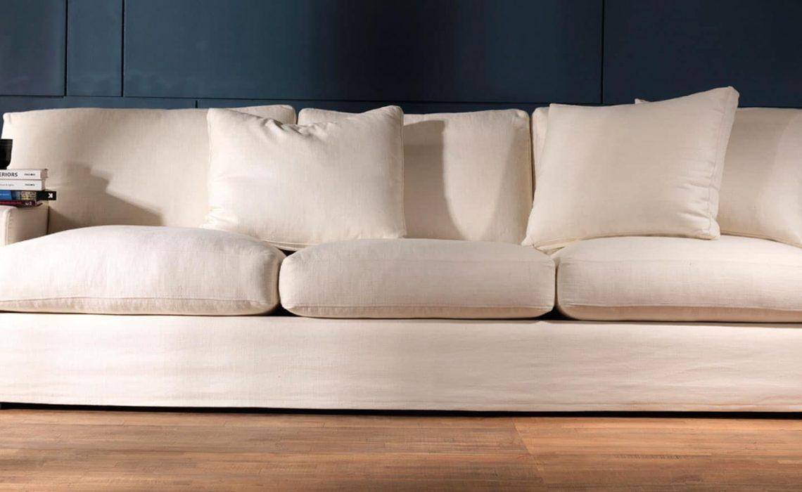 Le canapé en tissu, bonne ou mauvaise idée ?