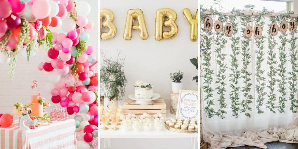 Comment bien préparer une baby shower ?