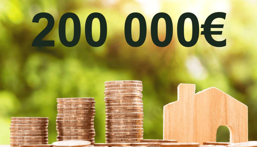 emprunter 200000 euros