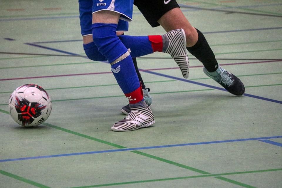 Les avantages du football en salle ou Futsal