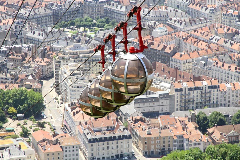 Grenoble : les activités les plus insolites !