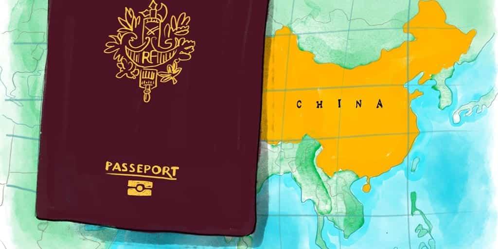 Comment avoir un visa pour la Chine?