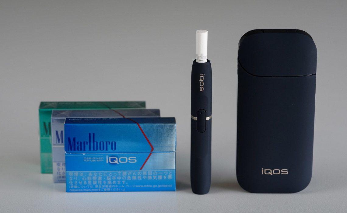 Fume-t-on autrement avec IQOS ?