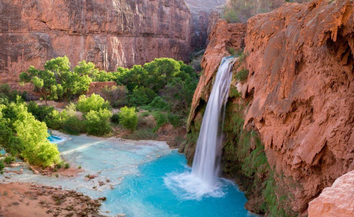 Découvrez 5 grands parcs nationaux aux États-Unis