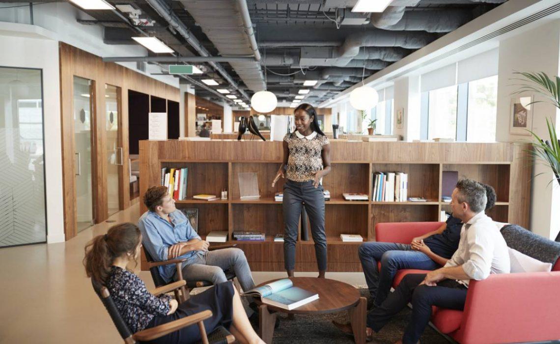 L'acoustique et le mobilier acoustique: des paramètres de performance de travail importants
