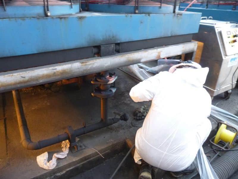Nettoyage cryogénique : une alternative économique, écologique et performante