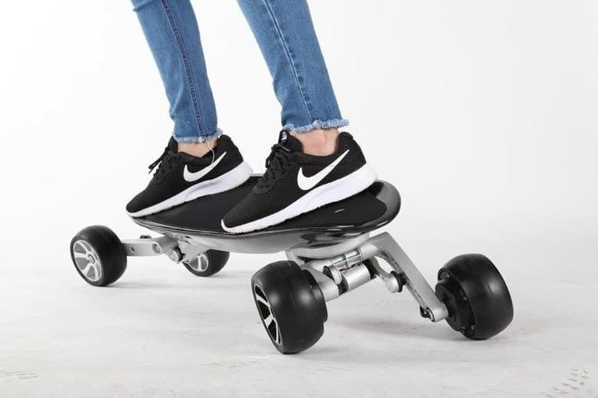 Pourquoi s'offrir un skate électrique ?