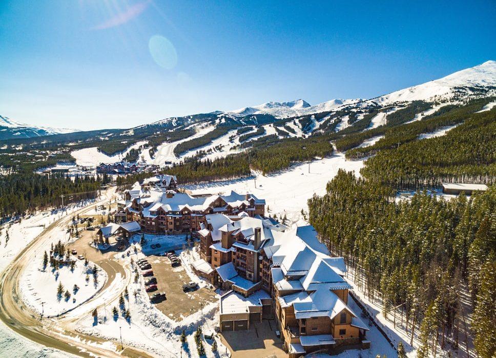 Où partir skier aux États-Unis?