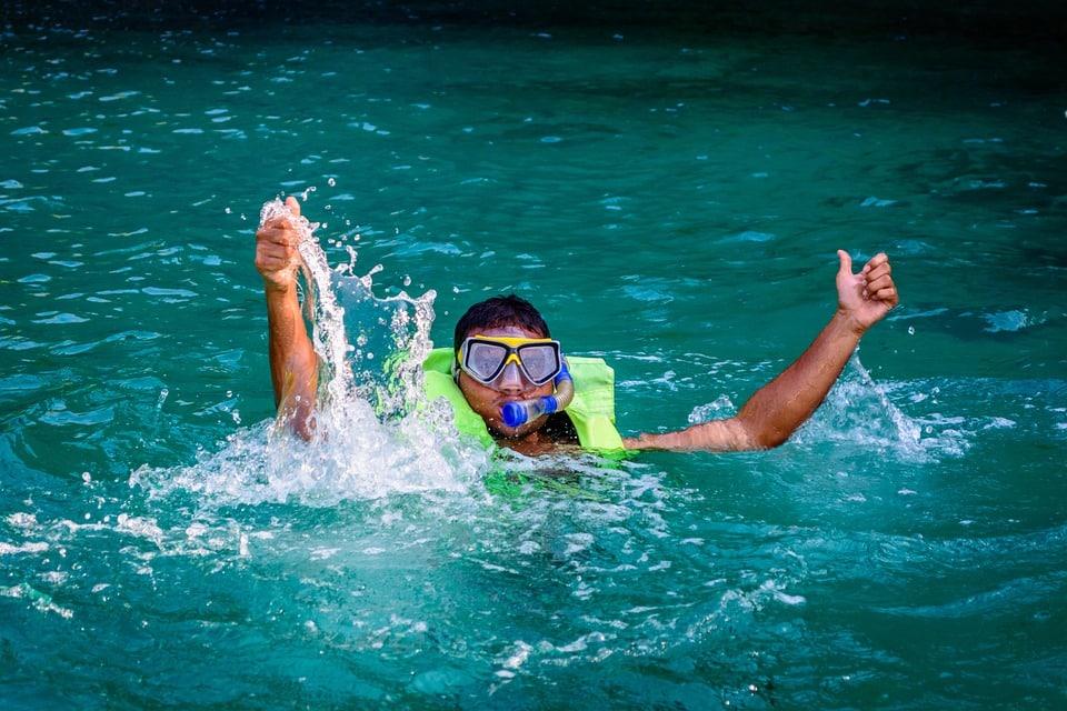 Bien utiliser son masque à tuba pour faire du snorkeling
