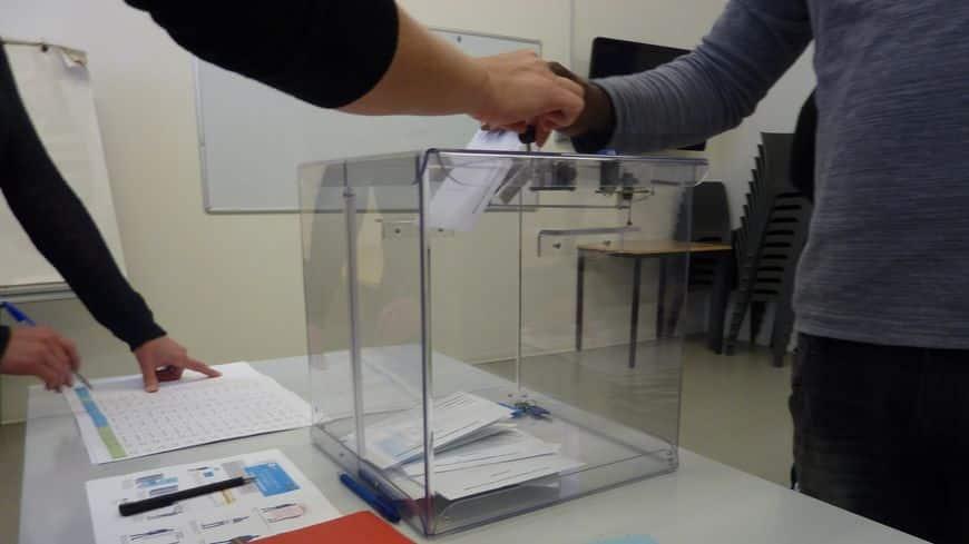 Les caractéristiques d'une urne de vote